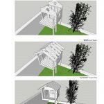 הסבר התקנת בית עץ רושאר